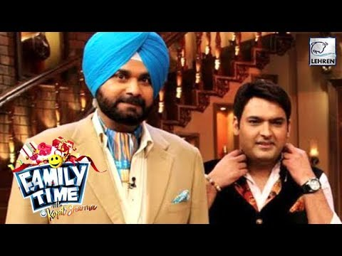 Navjot Singh Sidhu To Join Kapil Sharma's New show