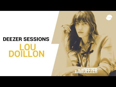 Lou Doillon - Directo de su nuevo disco 'Lay Low ' para Deezer Session.