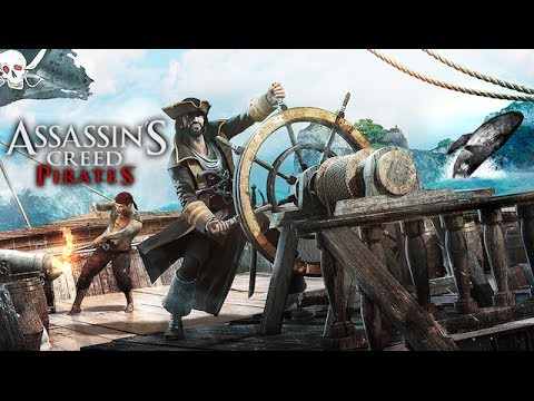 assassin creed pirates ios gameplay