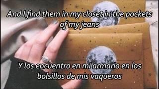 Halsey - 100 Letters (Lyrics - Sub Español)