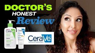 CERAVE Review By DOCTOR V| BROWN/ DARK SKIN OF COLOUR|  Cream, Moisturiser, Ceramides