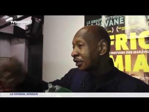 Africa Mia dans le journal d'Afrique de TV5 monde