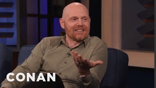 """Bill Burr Is Glad He Never Watched """"Game Of Thrones"""" - CONAN on TBS"""