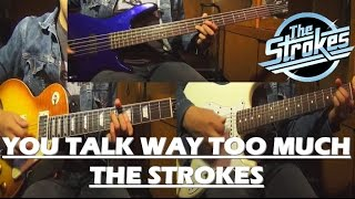 You Talk Way Too Much - The Strokes | COVER | Fabián Lukie