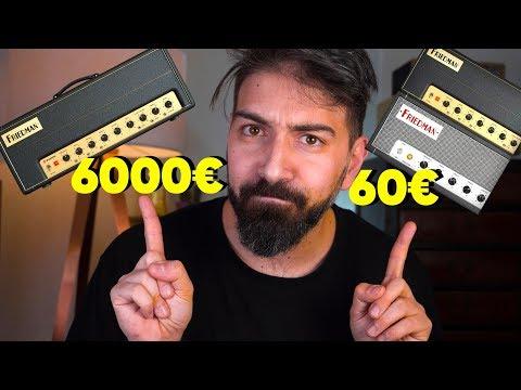 6000 EURO di AMPLIFICATORI a 60 EURO *costoso* | Universal Audio Plug In