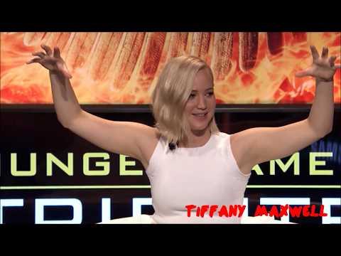 Jennifer Lawrence & Liam Hemsworth - Favourite Moments (Part 3)