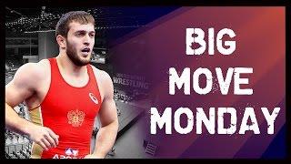 Big Move Monday -- Israil KASUMOV (RUS) -- 2016 Golden Grand Prix
