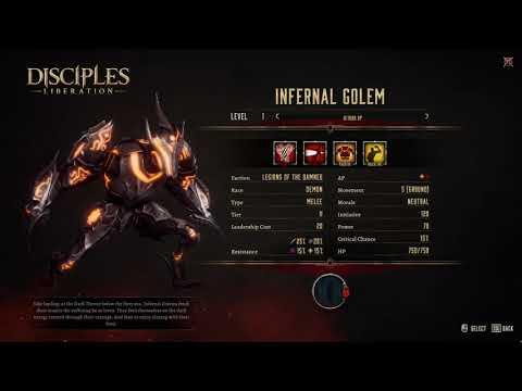 Видео № 1 из игры Disciples: Liberation - Deluxe Edition [Xbox]