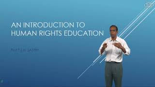 Importance of Human Rights Education