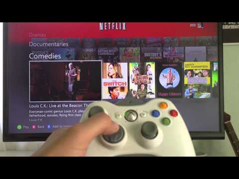 Access The Secret Netflix Debug Menu On The Xbox 360 And PS3