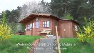 preview picture of video 'Wohnmobilpark Silbersee  April 2014'