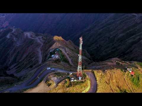 جبل منجد | 4K