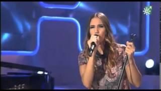 India Martinez- Olvidé Respirar- Gala 2 Unicef 8º Edición
