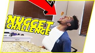 The Nugget Basketball Challenge! - Office Shenanigans Ep.6