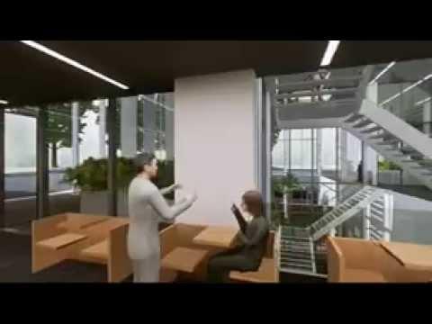 Uitreiking gloednieuw energielabel aan duurzaam kantoorpand