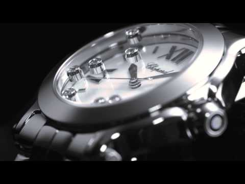 Chopard Happy Sport: Happy Diamonds - un espíritu de fantasía