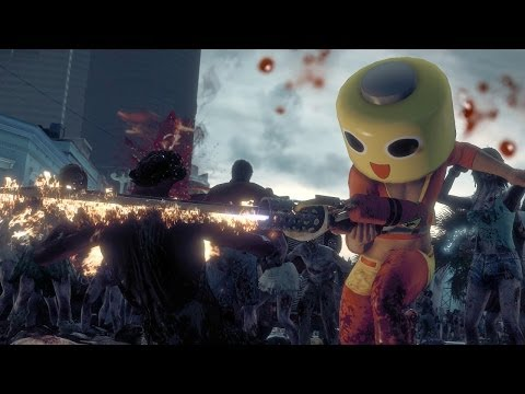 Super Ultra Dead Rising 3 Arcade Remix Hyper Edition EX Plus Alpha Prime Trailer - E3 2014 thumbnail