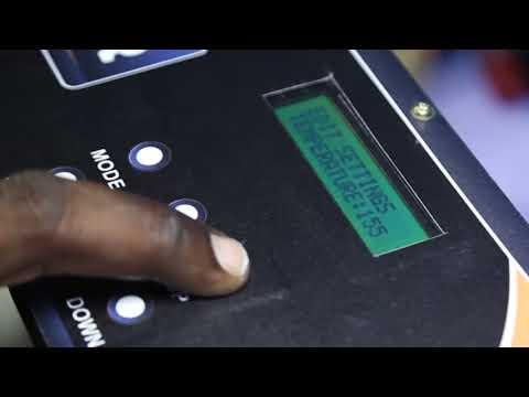 Continuous Band Sealer CSI 3 H HV
