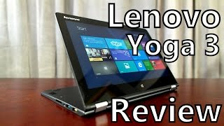 Lenovo Yoga 3 11 Review - It Bends, It Flips, But Can it Keep Up?