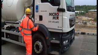 U K Truckmixer Training