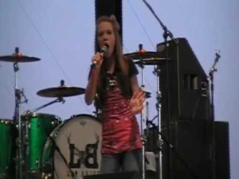 Shelby Crews - Clay County Fair Youth Talent Show - Broken Wing