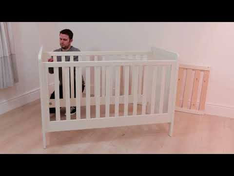 Rialto cot bed – How to assemble