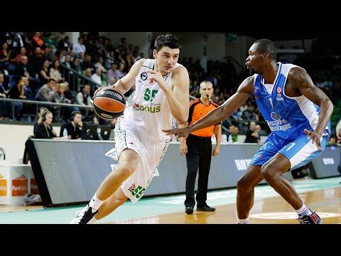 Highlights: RS Round 1, Darussafaka Dogus Istanbul 83-74 Dinamo Banco di Sardegna Sassari