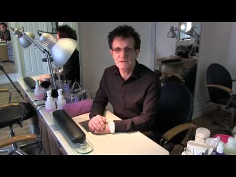 Nail Courses, Manicure How to- - YouTube