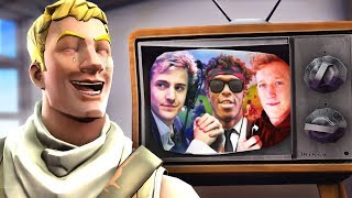 Reacting to Ninja vs Tfue