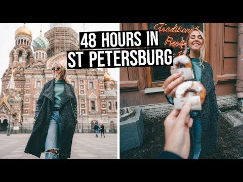 First Thoughts on Russia   We Spent 48 Hours in St Petersburg, Russia