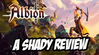 Albion Online - BEST NEW MMO? - A Shady Review