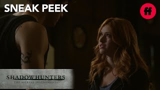 Shadowhunters | Season 2, Episode 2 Sneak Peek: Alec Blames Clary | Freeform