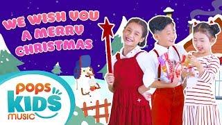 Mầm Chồi Lá Tập 150 - We wish you a merry christmas - Nhạc Thiếu Nhi Sôi Động | Vietnamese Kids Song