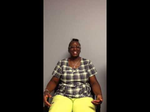 Patient Testimonial