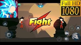 ✨Stick Shadow Fighter Android Gameplay HD 60FPS