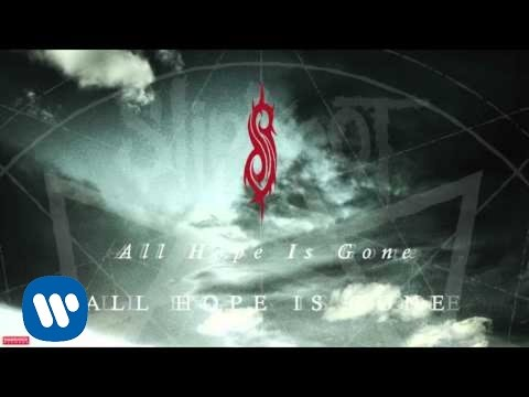 All Hope Is Gone cover
