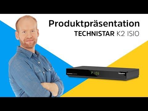TECHNISTAR K2 ISIO | Kabelreceiver mit Aufnahme- und Internetfunktion | TechniSat