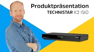 TECHNISTAR K2 ISIO   Kabelreceiver mit Aufnahme- und Internetfunktion   TechniSat