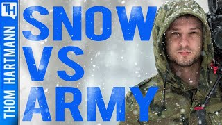 Did Snow Take Down The US Military?