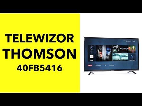 Thomson 40FB5416 - dane techniczne - RTV EURO AGD