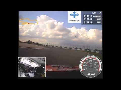 Donington Park 2016 – Race 2 – Stacey Dennis