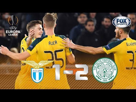 VIRADA E CLASSIFICAÇÃO! Celtic  vence e complica a Lazio na Europa League