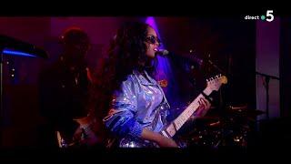 H.E.R. (live) Hard Place   C à Vous   26032019