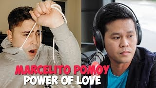 HE IS THE BEST! Marcelito Pomoy - Power of Love (Celine Dion Cover) LIVE on Wish Bus (REACTION)