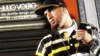 Julio Voltio Ft. Chocquibtown - De Donde Vengo Yo (Official Remix)