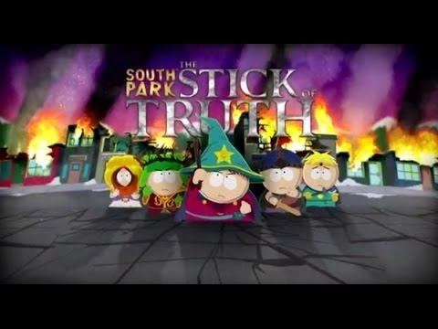 South Park La Vara De La Verdad Pelicula Completa Español - The Stick of Truth Full Movie Game Movie