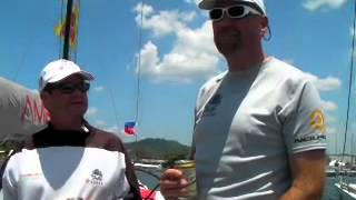 Rolex China Sea Race 2012, Ambush / Drew Taylor and Joachim Isler