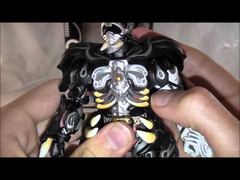 S.H Figuarts Gamel Greed Review