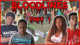 EPIC FAMILY DANCEOFF!! - Family Beatdown Bloodlines Pt.1 I Dance Central 2 Xbox360 Gameplay