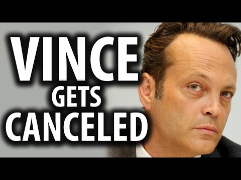 Vince Vaughn Cancelled For Meeting Trump